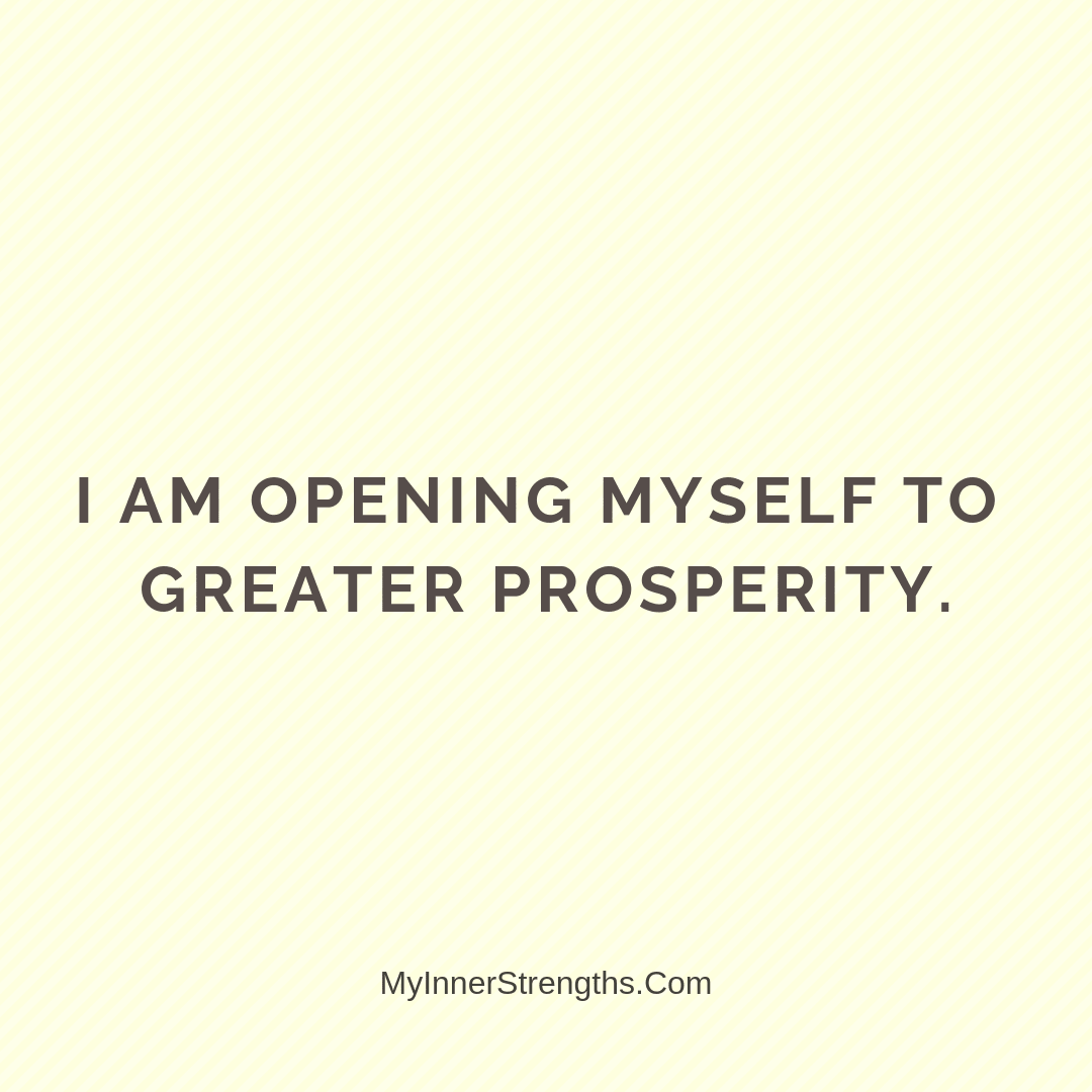 Affirmations for business owners 11 | My Inner Strengths
