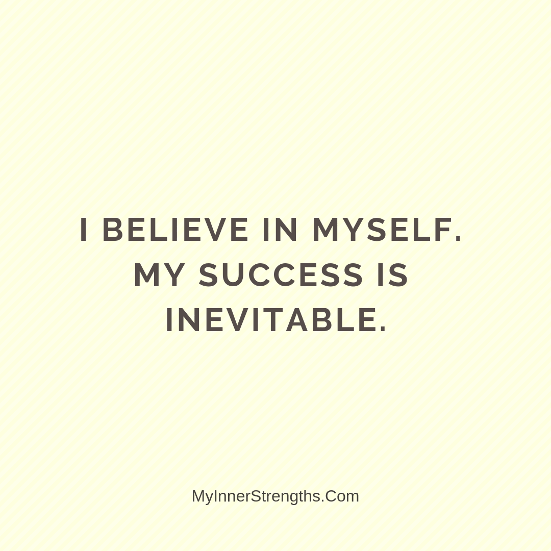 Affirmations for business owners 12 | My Inner Strengths