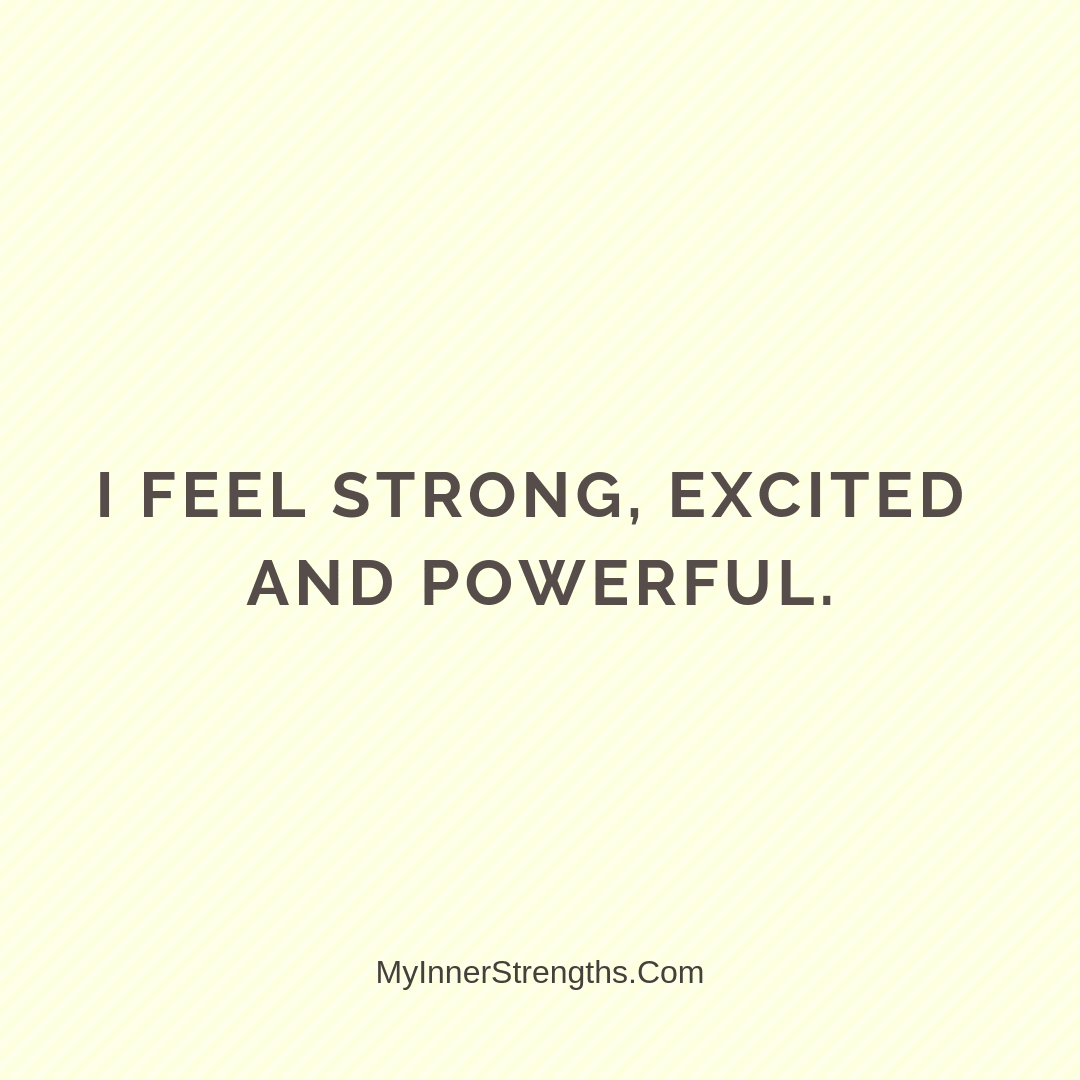 Affirmations for business owners 13 | My Inner Strengths