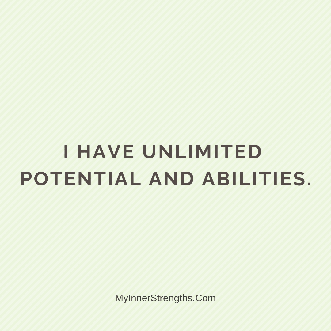 Affirmations for business owners 6 | My Inner Strengths