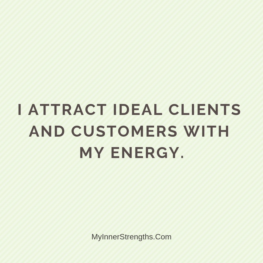 Affirmations for business owners 9 | My Inner Strengths