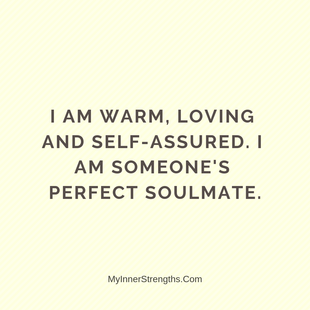 Love Affirmations 17 | My Inner Strengths