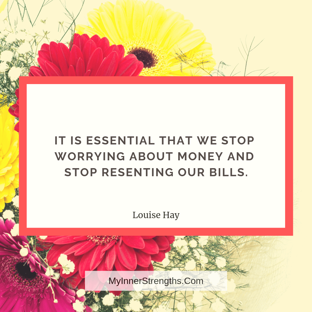 Wealth affirmation Quotes 5 | My Inner Strengths