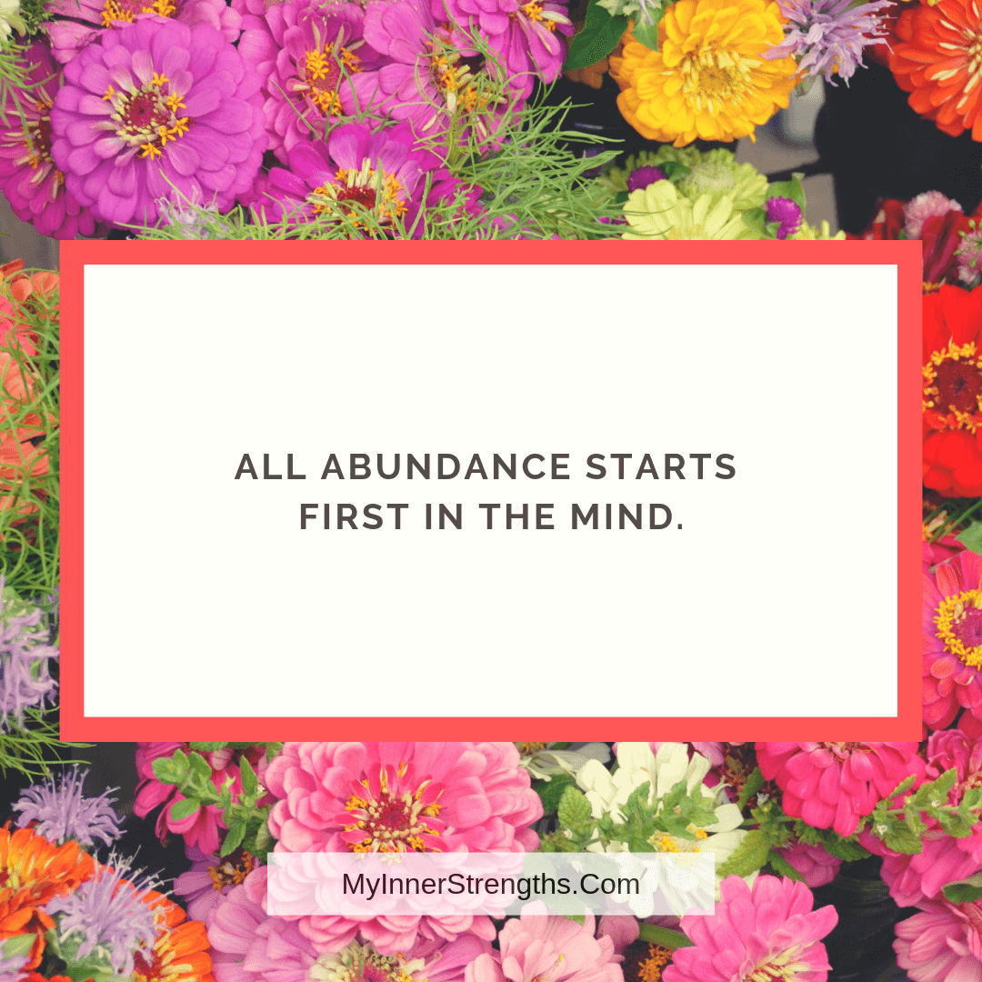 Wealth affirmation Quotes 9 | My Inner Strengths