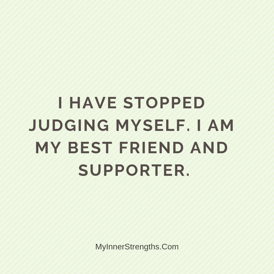 Forgiveness Affirmations 9 | My Inner Strengths