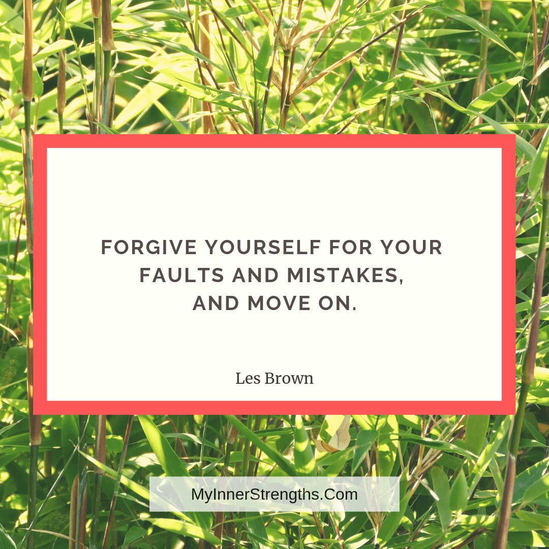Forgiveness Quotes and Affirmations 6 | My Inner Strengths