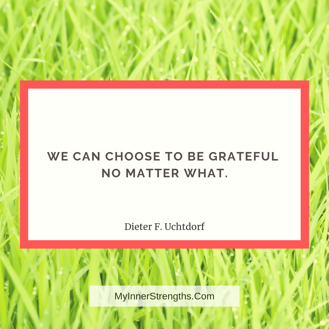Gratitude Quotes and Affirmations 7 | My Inner Strengths